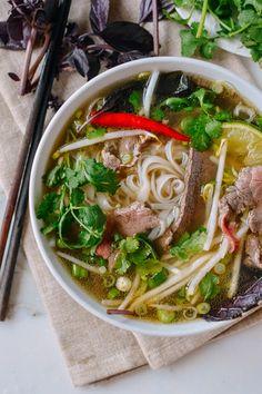 Pho (Vietnamese Noodle Soup) 4 | Vietnamese Recipes