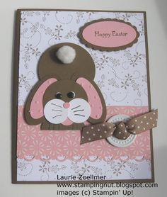 Laurie's Stampin' Spot: And the Winner is....!!!!!