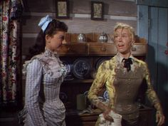 """Her acting skills and likeability make her the top-ranking female box-office star of all time. Her favorite of her films is Calamity Jane(1953). In an interview between Paul McCartney and Doris Day, McCartney tells Day of Calamity Jane, """"My daughter Stella loves that film. She said when she saw you in that yellow dress, that's what made her want to be a designer. """" (http://www.telegraph.co.uk/culture/music/rockandpop) #styleicon #modcloth"""