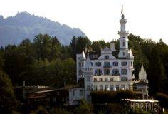 PINTEREST.COM.\CASTLES OF SWITZERLAND | CASTLES / Gutsch Castle, Switzerland c koegl