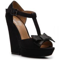 Crown Vintage Perfect Wedge Sandal - Taupe  $30 - dsw.com #DIY