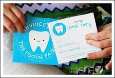 tooth fairy letter - Buscar con Google