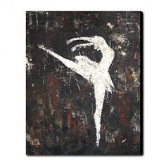 Hand Painted Oil Painting People Arabesque 1211-PE0019 - OutletsArt.com
