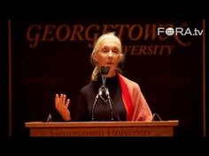 Jane Goodall - There is Still Hope for the Environment