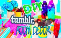 DIY Room Decor: Tumblr Inspired!