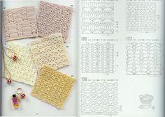 Crochetpedia: 262 Crochet Patterns Book - Open work crochet and Borders