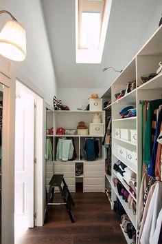 Enamorate de vos misma con estas ideas para guardarropas medianos y grandes: ¡armá el tuyo!