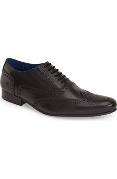 52edfa3ad208d6 Dune London  Rodwell  Wingtip Oxford (Men) available at  Nordstrom Modern  Man