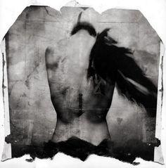"Art © Seth Siro Anton - ""Self Abuse 3"""