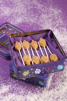 November 8, 2013 Peanut Butter/Sun Butter Chocolate Lollies | Vicky Pearl