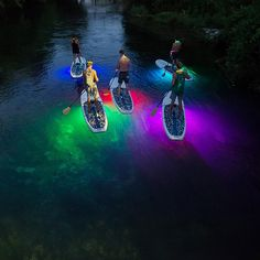 Glow Paddle Boarding Tour By Vebo Places To Travel, Places To See, Sup Stand Up Paddle, Sup Paddle Board, Paddle Boat, Rio Vista, Sup Yoga, Kayak Adventures, Summer Bucket Lists