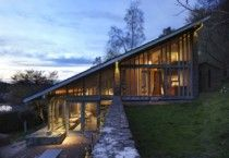 Ansty Plum renovation and expansion by Coppin Dockray Architects - UK