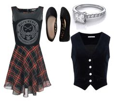 """TALIA OUTFIT 14"" by solisdancer on Polyvore featuring Aéropostale and AG Adriano Goldschmied"
