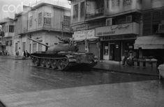 Iraqi T-54, 1963r,