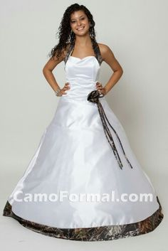 Fancy  Camo Wedding Dresses You ull Absolutely Love