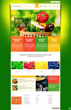 Organic WordPress Themes Collection