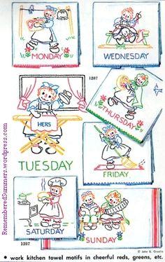 rageddy-ann-day-of-the-week-may-1950-mc-catalog4671.jpg (315×500)