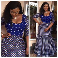 Weekend Special: Step Up Your Style Game in these Trendy & Timeless Ankara Styles - Wedding Digest Naija