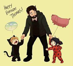 """Happy Birthday Thomas"""