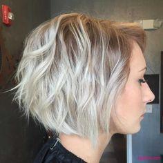 Bob Frisuren 2017 | Damen Kurzhaarfrisuren und Haarfarben Trends | kurze-frisuren-fur-feine-haare  #bobfrisuren #frisuren #kurzhaarfrisuren #hair #hairstyles #shorthairstyles #bobhair #bobhairstyles #hairstyles2017 #bobfrisuren2017 #bobhairstyles2017