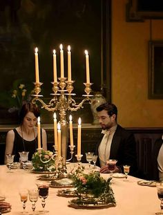 Lady Mary and Lord Gillingham - Series 4