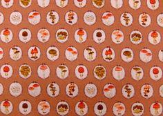 """Japanese Kawaii Mushroom  50cm  or 19"""" length by 110cm or 42"""" wideth in Pink"""