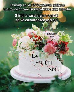 Sf Constantin, Cake, Desserts, Facebook, Pictures, Tailgate Desserts, Deserts, Kuchen, Postres