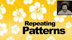 Inkscape Tutorial: How to Make a Repeating Pattern Inkscape Tutorials, Repeating Patterns, The Creator, Give It To Me, Learning, Youtube, Studying, Teaching, Youtubers