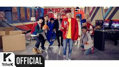 ~ Living a Beautiful Life ~ [MV] UP10TION(업텐션) _ Catch me!(여기여기 붙어라) If you have not seen this MV, please do. Love this so much!
