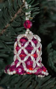 This was a popular item to make about 40 years ago! It seems that the pattern has been long lost but I just came across an old copy and rewrote it with illustrations. I hope that now, many more beaded bells will garnish Christmas trees in the future!  This listing is for a pdf file that includes a materials list and illustrated instructions. Upon receipt of payment, the download will be sent to your e-mail in minutes, so that you can start beading almost immediately