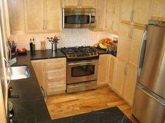 2014 Ideas Small Kitchen Design