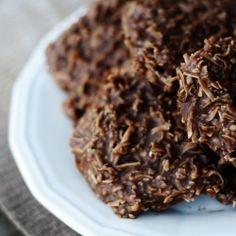 No Bake Gluten Free Cookies recipe