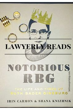 Notorious RBG book review