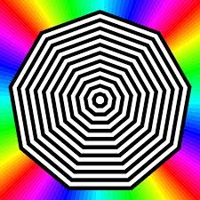 Image result for hexagon in real life