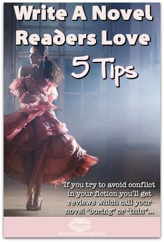 You want to write a novel which readers love. Here's how to do that. You need to make life tough for your characters, because readers read for story.
