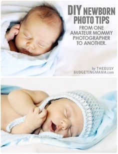 The Busy Budgeting Mama: DIY Newborn Photo Tips- From one Amateur to Another. Great tips and shots. Love how simple and natural all of her photos baby Newborn baby Children Photography, Newborn Photography, Family Photography, Photography Tips, Photography Tutorials, Inspiring Photography, Photography Magazine, Creative Photography, Digital Photography