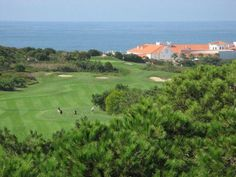 Favourite golf course: Praya del Rei, Obidos, Portugal