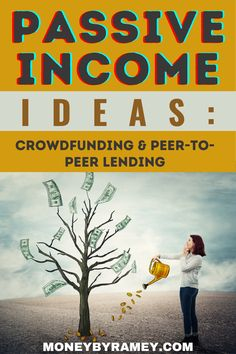 The following passive income ideas are a great way to start your journey towards financial freedom, and if you do it right, you will create a stable passive income flow in less time and with less effort. Click the photo to learn more. #ideas #passiveincome #makemoney #personalfinance #finance #financialplanning #financialfreedom #financial #investing #tips #howto #savings #money #moneymanagement Managing Money, Money Saving Tips, Finance Blog, Finance Tips, Financial Goals, Financial Planning, Peer To Peer Lending, Thing 1, Budgeting Money