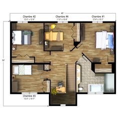 1000 images about plan maison on pinterest modern for Decoration maison usinee