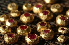 agas and tamar 'sufganiot' earrings