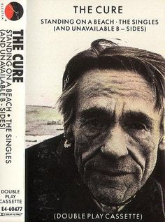 On this day in 1986, The Cure released its cassette compilation Standing on a Beach: The Singles (And Unavailable B-Sides), which also was titled Staring at the Sea in its slimmed-down CD configuration