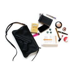 What's in your bag ❤ liked on Polyvore featuring bags, makeup, fillers, accessories and beauty