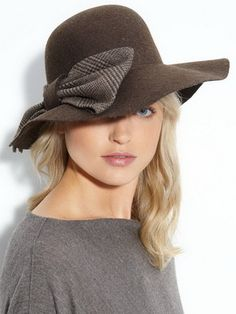 Модные шляпы на осень-2016: фото женских фетровые шляп и с чем их носить