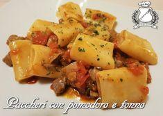 Bakery Recipes, Cooking Recipes, Pasta Al Pomodoro, Rice Dishes, Gnocchi, Cantaloupe, Potato Salad, Ale, Seafood