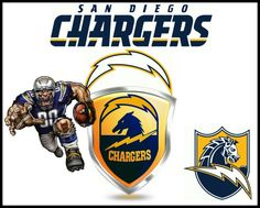 San Diego Chargers!!!