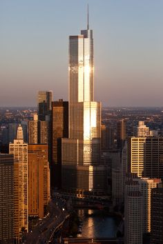 Donald Trump Tower - Chicago