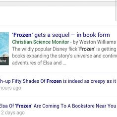 Thank God!!!!!!!!!!!!!!!!!!!!!!!!!!!!!!!! Frozen Let It Go, Got Books, Thank God, Fifty Shades, Letting Go, Creepy, Universe, Science, Let It Be