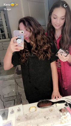 Kenzie and Maddie! Perfection!
