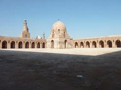 mosquée d'Ib Touloun, Le Caire