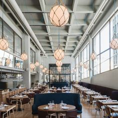 A Helsinki based architecture office Futudesign Ltd has completed the design of Bronda, a new fine dining restaurant for BW-Restaurants Ltd. Cafe Restaurant, Cafe Bar, Restaurant Design, Restaurant Interiors, Restaurant Furniture, Seafood Restaurant, Stockholm Restaurant, Noodle Restaurant, Restaurant Ideas